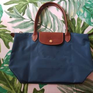 New Authentic Longchamp in Small Long Handle