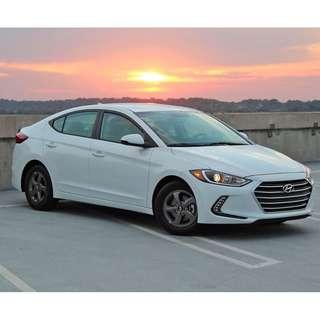 Brand New Hyundai Elantra