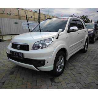 Rush S TRD Matic 2014 PUTIH