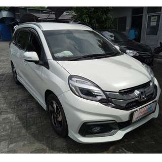 Mobilio RS Matic 2014