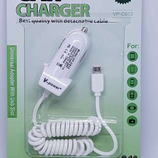 Car cellphone charger