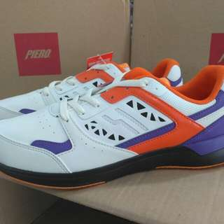 Sepatu sneakers PIERO jogger airflex osaka