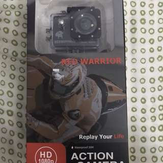 Red Buffulo Action Cam (Red Warrior) HD