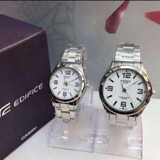 Casio Edifice Couples Watch