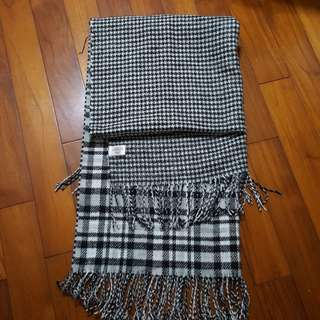 🚚 超大條保暖圍巾