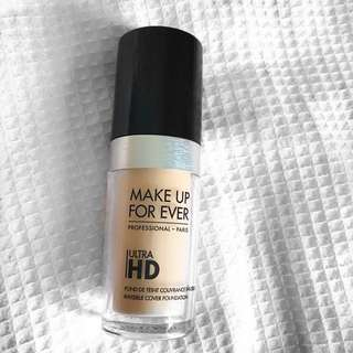 Make Up For Ever Ultra HD Foundation - Y215