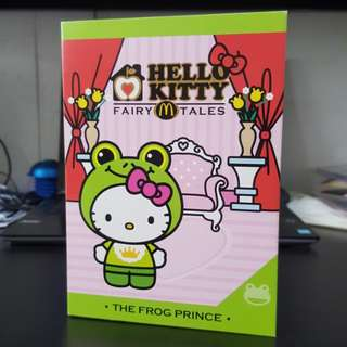 Hello Kitty The Frog Price