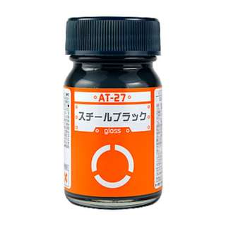 Gaianotes Votoms color AT-27 Steel Black (15ml)