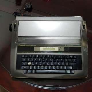Panasonic Electronic Typewriter