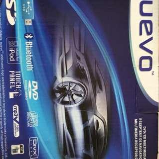 Nuevo ( CD DVD multimedia navigation)