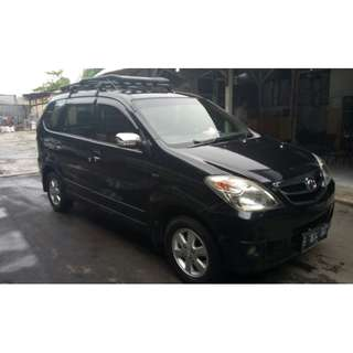 Avanza Automatic Type G Th. 2010  SALEEE!