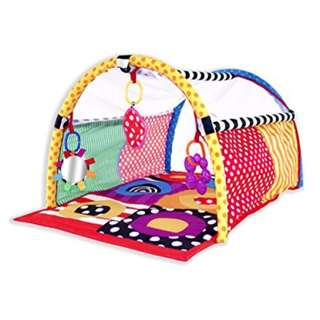 *MINT CONDITION* SASSY DISCOVER & CRAWL SENSORY PLAY TUNNEL