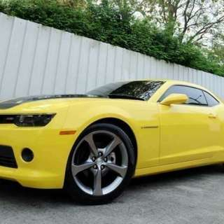 Chevrolet Camaro RS Thai