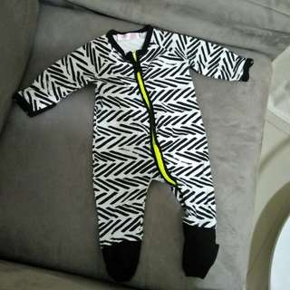 Bonds Wondersuit inspired size 66
