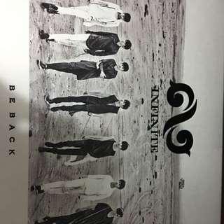 Infinite專連東雨postcard