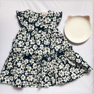 3 to 9 Months Laura Ashley Floral Dress