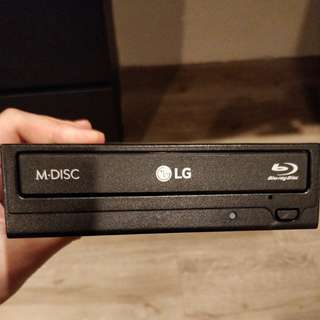 LG Blu Ray Writer BDXL, M-disc Supported