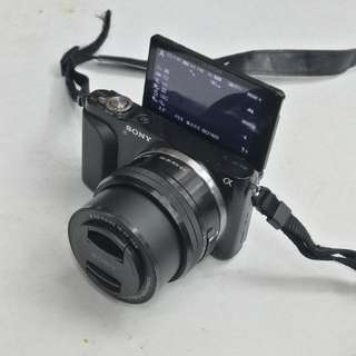 sony nex 3n w 16 -50mm oss lens hd video mirrorless