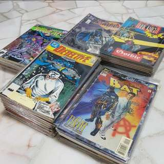 1990-1995 Batman Comic Collection