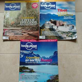 Lonely Planet Magazines