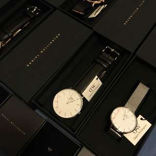 Daniel wellington watch手錶