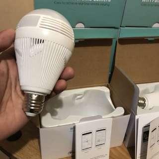 CCTV Bulb Wifi Camera