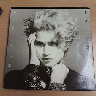 Madonna The First Album Vinyl LP Original Pressing Rare