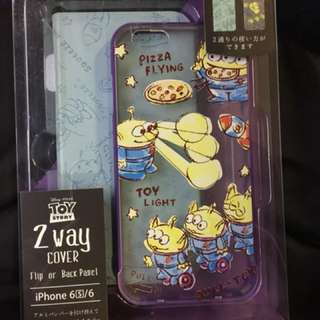 Disney Toy Story 2 Way Cover (for IPhone 6/6S) - 三眼仔
