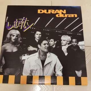 Duran Duran Liberty Vinyl LP Original Pressing Rare