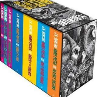 Pre-order: Harry Potter Boxed Set