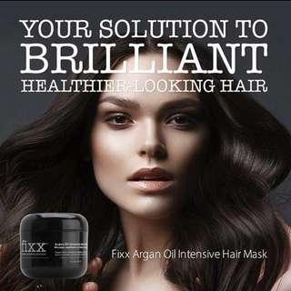 Argan Oil Intensive Hair Mask - Fixx Solution