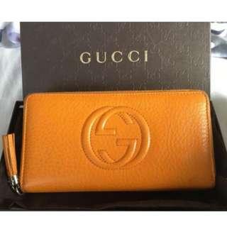 Gucci Soho Disco Wallet