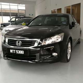 Honda Accord 2.4 (A) Facelift Model ~ YEAR 2010. Full spec