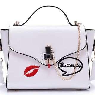 Lipstick design body bag
