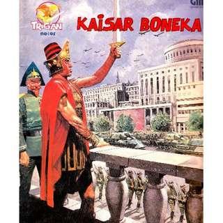 Ebook Trigan Kaisar Boneka