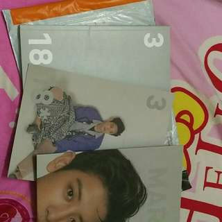 CHANYEOL SEASON GREETINGS W/O POSTER