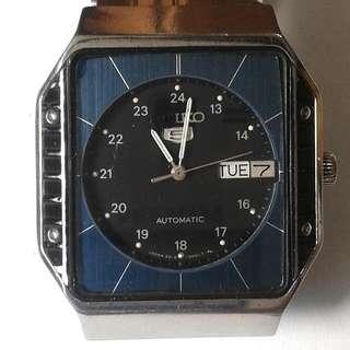SEIKO 5 Automatic watch  Bezel 35mm 21 jewels