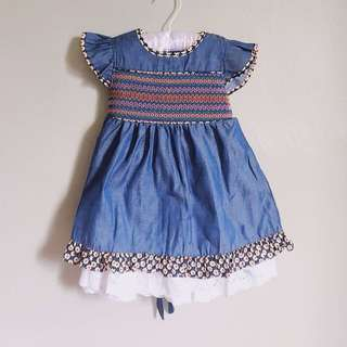 18 to 24 Months Laura TB Dress