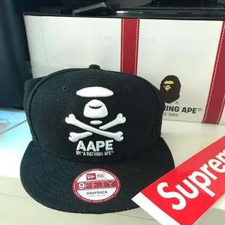 Aape New Era Cap (snapback)