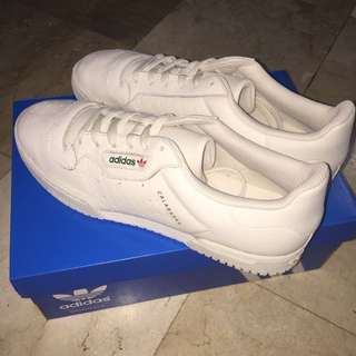 Adidas Yeezy Powerphase Calabasas (White, US 11)