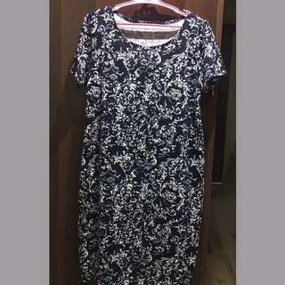 REPRICED Paisley Print Dress