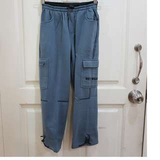 Boy's Training Pants Merk Kiabi Kids Usia 7-9 Tahun