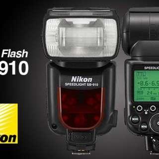 Nikon SB910 Flash