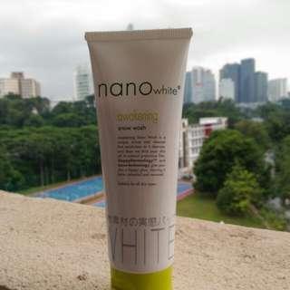 Nano White Awakening Snow Wash