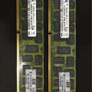 SERVER RAM 8GB DDR3 1333/10600