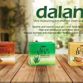 Aloe Vera soap, Cocoa Butter, Shea butter soap