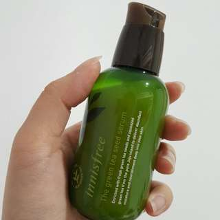 instock – Innisfree the green tea seed serum