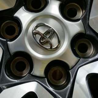 Toyota Fortuner VRZ 2.4 Sport Rim