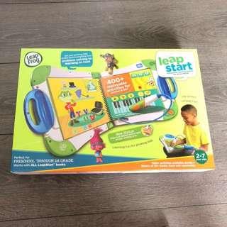 LeapFrog LeapStart Interactive Learning System - Junior (Green)