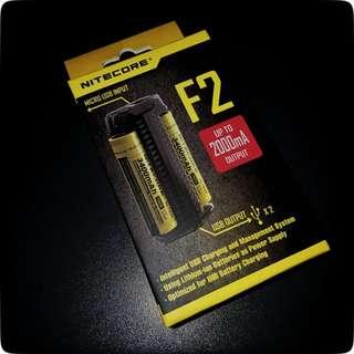 Nitecore - F2 Flex Power Bank Charger